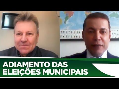 Celso Maldaner fala sobre adiamento das eleições municipais - 30/06/20