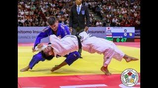Judo Highlights - Budapest Grand Prix 2018