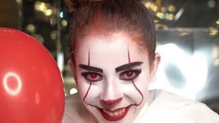 Maquillajes para halloween - Katrina, Ice Cream y la novia de It