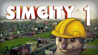 preview picture of video 'Let's Play SimCity - Part 1 - The Basics ★ SimCity 5 / SimCity 2013 Gameplay Playthrough'