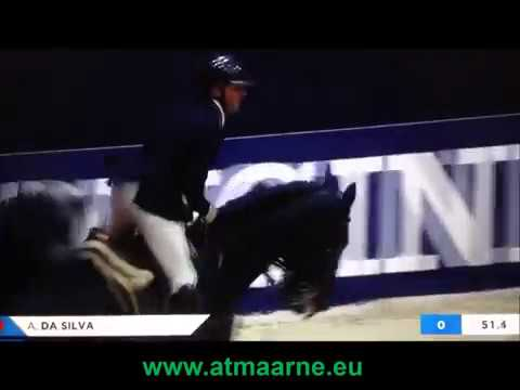Inonstop van 't Voorhof (World Cup 1.40-1.65m) - CSI5*-W Helsinki (FIN)