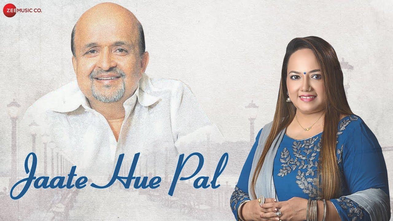 Jaate Hue Pal Song Lyrics In Hindi - Sagarika Mohanty