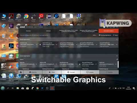 Obs Black Screen Solution for AMD notebook Radeon Graphics Card