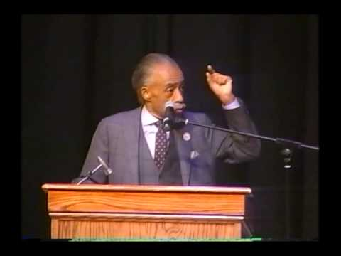 Sample video for Al Sharpton
