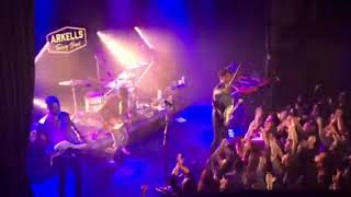 """Arkells """"Leather Jacket"""" Live in New York City Bowery Ballroom"""