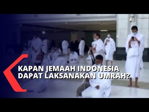 ibadah umrah masuki tahap ketiga pada november indonesia belum tentu diizinkan