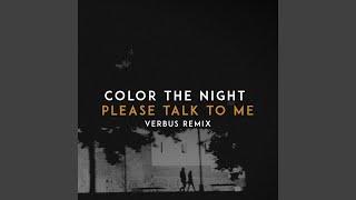 Please Talk To Me (Verbus Remix)