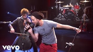 OneRepublic - All The Right Moves (AOL Sessions)