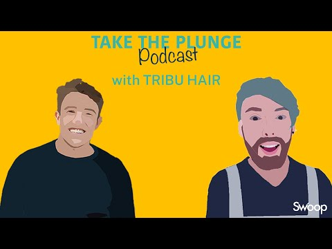 Tribu Hair – Glen Brophy | Take The Plunge Podcast