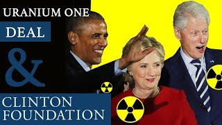 Uranium One: Shady Money and the Clinton Foundation | America Uncovered