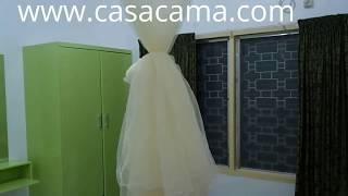 preview picture of video 'Wicherstraat studio & appartementen Paramaribo Suriname'