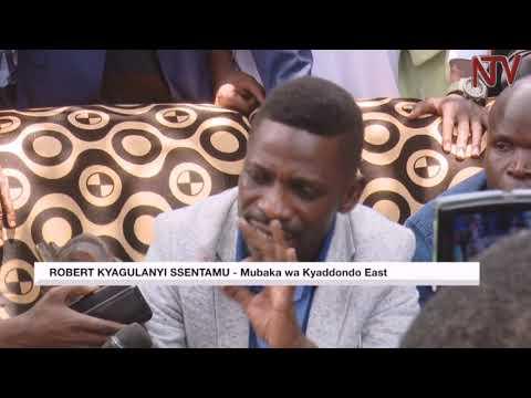 BOBI WINE: Akubagizza famile ya Yasin Kawuma