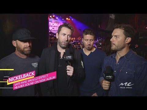 Nickelback Says 'Feed The Machine' Is Heavy