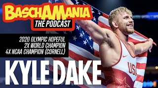 A Conversation With Kyle Dake On His Journey | BASCHAMANIA Ep. 32