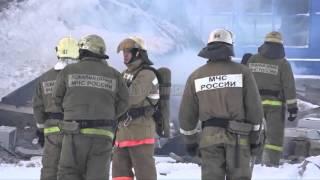 взрыв на автозаправке в Сургуте