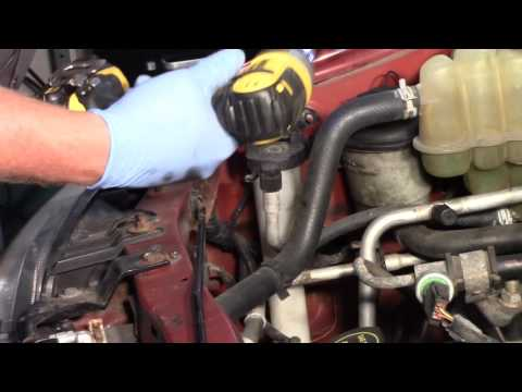 Hood Ajar Switch Replacement - Ford Escape 3.0L