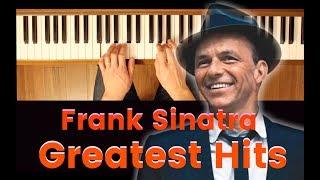 {Love Is} The Tender Trap (Frank Sinatra) [Easy Piano Tutorial]