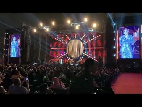 شيرين عبد الوهاب تغني أغنية يابتفكر يا بتحس في حفلة جدة بالسعودية 2020