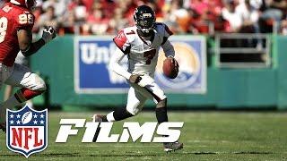 #9 Michael Vick | Top 10: Fastest Players | NFL Films