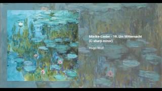 Mörike-Lieder