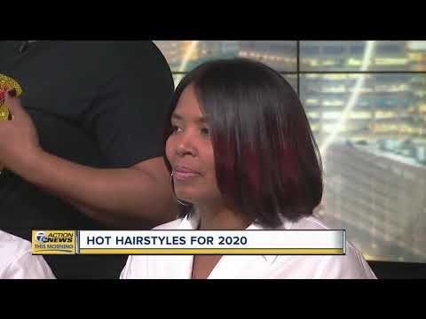 These are the hottest hairstyles of 2020