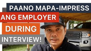 HOW TO APPLY FOR A JOB IN CANADA? | HOW TO IMPRESS THE EMPLOYER? | WELDER IN CANADA