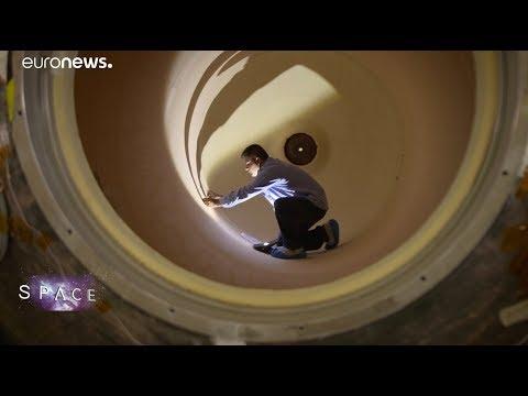 ESA Euronews: In der italienischen Vega Werferfabrik