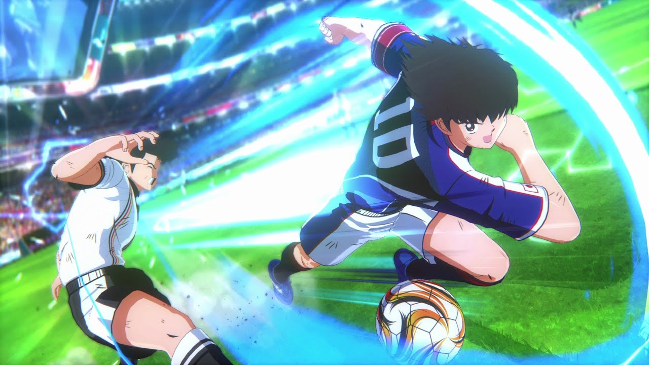 CAPTAIN TSUBASA: RISE OF NEW CHAMPIONS [PC Download] video 1