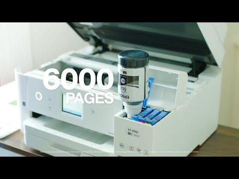 Ecotank Et 2720 All In One Supertank Printer White Inkjet Printers For Home Epson Us
