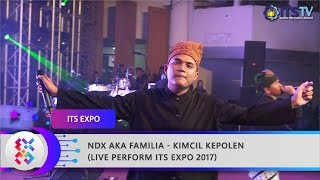 NDX AKA FAMILIA   Kimcil Kepolen (Live Perform ITS Expo 2017)