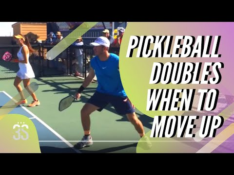 Doubles - When to Move Up