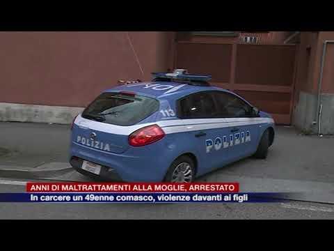 Etg - Anni di minacce e soprusi sulla moglie, arrestato 49enne di Como