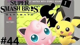 Super Smash Bros Ultimate Part 44- Lightest Characters Challenge
