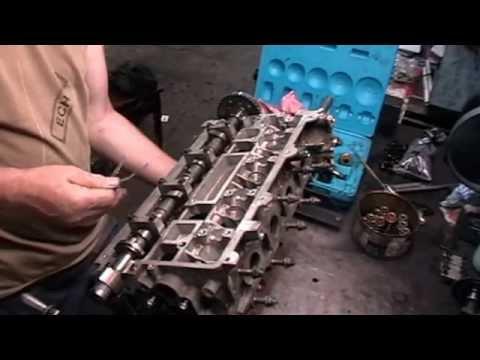 Mazda СХ-7 турбо ремонт  гбц