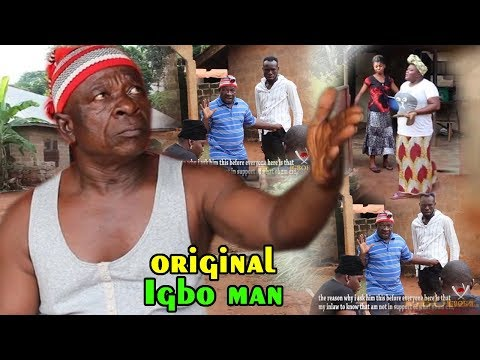 Original Igbo Man - 2018 Latest Nigerian Nollywood Igbo Movie Full HD