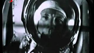 Yuri Gagarin - first human to leave Earth