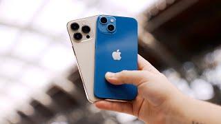 iPhone 13 & 13 Pro Review: Viel Kamera, nichts dahinter?