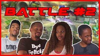 EVIL JELLYFISH ATTACK!! - Super Smash Bros. Wii U Gameplay