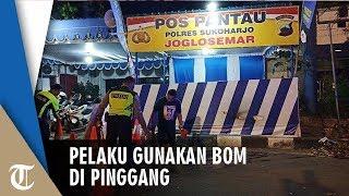 Polisi Sebut Pelaku Bom Bunuh Diri di Kartasura Gunakan Bom di Pinggang saat Beraksi