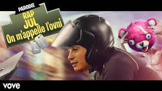 KEBOU   On M'appelle L'ovni  Parodie Fortnite  2018