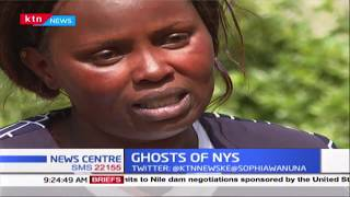 Phyllis Ngirita breaks down in Public over the affliction the family has received | GHOSTS OF NYS
