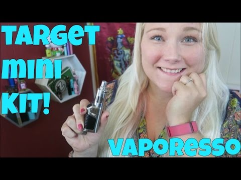 YouTube Video zu Vaporesso Target mini Silikonhülle
