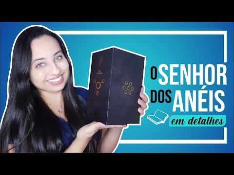 Explorando e folheando Box Senhor dos anéis ? J.R.R Tolkien | Karina Nascimento |Paraíso dos Livros