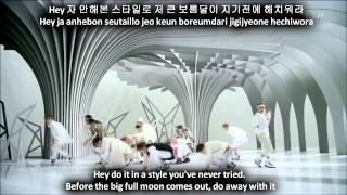 EXO Wolf MV Eng Sub + Romanization + Hangul HD