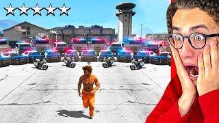 Can You ESCAPE A MAXIMUM SECURITY PRISON in GTA 5?!