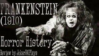 Horror History: Frankenstein (1910)