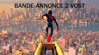 Trailer of Spider-Man : New Generation (2018)