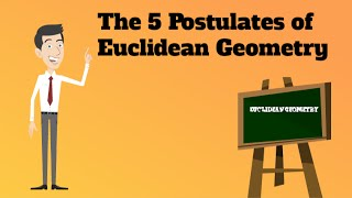 The 5 Postulates of Euclidean Geometry
