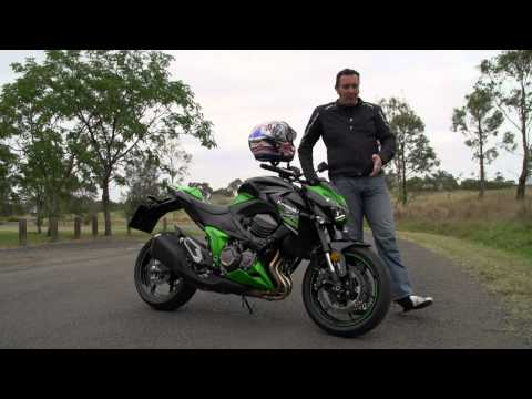 Kawasaki Z800 Review