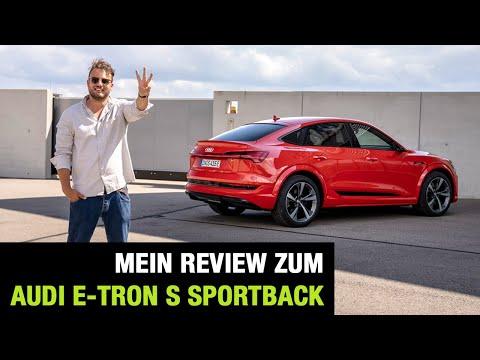 2020 Audi e-tron S Sportback (503 PS)🔋🔌Drei Motoren für ein Halleluja? Fahrbericht | Review | Test